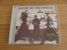 CD Album: Miles Kane : Don't Forget Who You Are