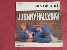 JOHNNY HALLYDAY Olympia 64 original France