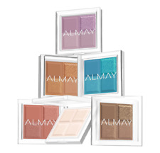 Almay Eyeshadow Quads Sealed (Choose Your Favorites)