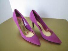 Lauren Ralph Lauren Pink Fuchsia Adena Pointy Stiletto Pumps Size 8 M