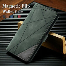 For Samsung Galaxy A71 A51 5G A21S Magnetic Leather Wallet Flip Stand Case Cover