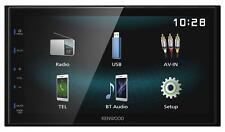 Kenwood DMX120BT Doppel-DIN MP3-Autoradio Touchscreen Bluetooth USB iPod AUX-IN