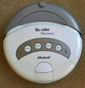 iRobot Roomba Discovery 4210 robot only (includes brushes, new filter)