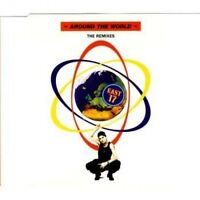 East 17 Around the world (Remixes, 1994) [Maxi-CD]