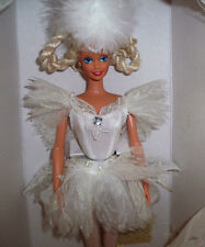 Vintage 1991 Barbie Doll Swan Lake Rotates w Music Box Plays Swan Lake w/shipper