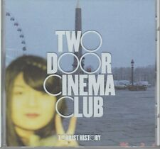 TWO DOOR CINEMA CLUB - TOURIST HISTORY CD - Pre-owned - Good condition