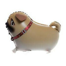 Hot My Own Pet Pug theme party walking pet Animal Mylar Balloon  Z
