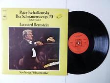 Tschaikowsky Ballet Suite Op.20 Leonard Bernstein New York Philharmonic CBS61205