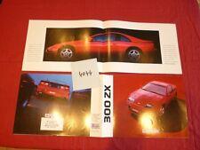 N°4044 / NISSAN   300 ZX   catalogue en français juillet 1990