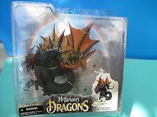 2006 McFarlane WATER DRAGON Clan 4 Series MIB - Fall Of Dragon Kingdom