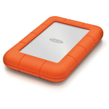 LaCie 2TB Rugged Mini Portable Hard Drive - FACTORY RECERTIFIED