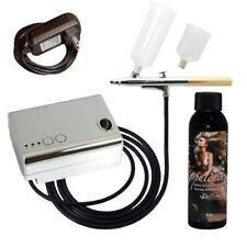 Belloccio Brand Complete Professional Sunless Tanning Airbrush System Tha. New