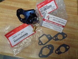 GENUINE HONDA 16600-Z8D-840 AUTO CHOKE PLATE 16620-Z1L-841 THERMO WAX GCV160 HRR