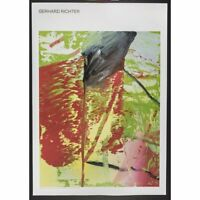 RARE! Very Big! 『Gerhard Richter』art poster of exhibition in Czech