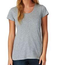 2015 NWT WOMENS ELEMENT ELBA T-SHIRT $22 M grey heather short sleeve pocket logo