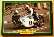 BMW RENNSPORT OUTFIT CLASSIC SIDECAR MOTORCYCLE RACE BIKE 1960'S PICTURE 1964
