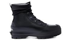Converse Chuck Taylor All-Star Duck Boot Ambush Black Size 5 - 13 170588C