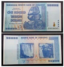 2008 Zimbabwe, 100 Trillion Paper Money, 1 pcs, UNC