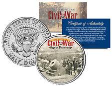 American Civil War SIEGE OF PETERSBERG JFK Half Dollar US Colorized Coin