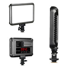 Photography Video LED Light Edge Lit Flat Panel Dimmable LCD Display Photo Video