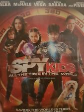 Spy Kids: All the Time in the World (DVD, 2011)