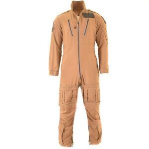 Original British army Aircrew MK 16  RAF aramid suit coverall Khaki Air force