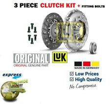 FOR AUDI A4 A5 A6 2.0TDI 177BHP 163 BHP 2011-> NEW 3 PIECE CLUTCH KIT + SCREWS