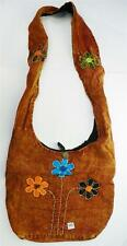 T389 FASHION TRENDY SHOULDER STRAP COTTON BAG  MADE IN NEPAL