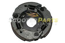 49cc 50cc Clutch w Springs For 2 Stroke Scooter Moped ETON Beamer Matrix R2 Part