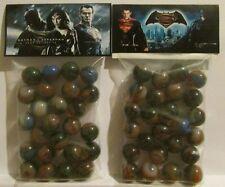 2 Bags Batman Vs Superman Promo Marbles