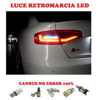 LAMPADE RETROMARCIA 13 LED T15 W16W CANBUS PER AUDI A4 B9 AVANT SUPER WHITE