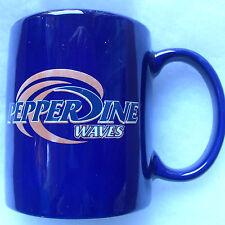 Pepperdine Waves Coffee Cup Mug