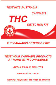 Australian Scientific Potency THC Test Kit (6 x Test kits)
