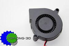 3D Printer 12V DC 50mm Blower Radial Cooling Fan - Hotend / Extruder - RepRap