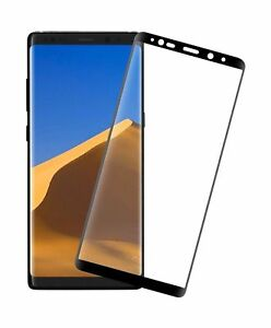 Galaxy Note 8 Screen Protector, 9H Hardness 3D Curved Edge