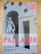 Original Poster Palladio RA 2009