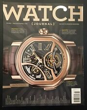 Bulgari Daniel Roth Carillon Tourbillon - Watch Journal Magazine 6/12 New Unread