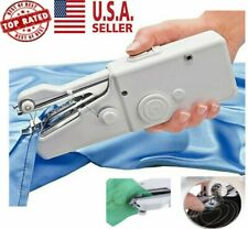 Portable Mini Smart Electric Tailor Stitch Hand-held Sewing Machine Travel Home