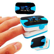 Precise New Pulse Oximeter Fingertip Spo2 Blood Oxygen Heart Rate Monitor Meter
