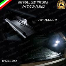 KIT LED INTERNI VW TIGUAN MK2 (AD1) PORTAOGGETTI + VANO BAGAGLI CANBUS 6000K