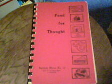 1966 Food for Thought by Jephthah Shrine No. 12 b2s