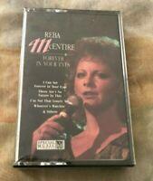 REBA MCENTIRE Forever in Your Eyes 8366924 SEALED Cassette Tape
