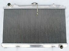 2 ROW Radiator for Nissan Silvia 240SX/200SX S14 SR20DET MT 1995-1998 1996 1997