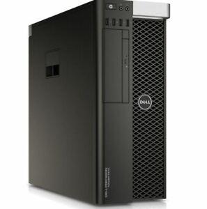 Dell Precision T7810, Xeon E5-2660v3, 10-Core 2.6Ghz/32GB RAM/512GB SSD/825Watt