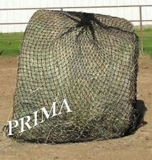 Horse Round Bale Slow feed Hay Net 5' x 5'
