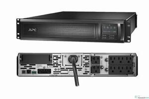 APC SMX2200RMLV2U Smart-UPS 2200VA 1980W 120V Tack/Tower Battery Power Backup