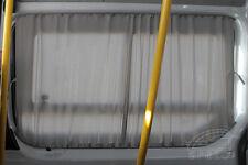 Sonnenschutz Autogardinen VW Crafter 2006-2016, mittlerer Radstand,zweischichtig