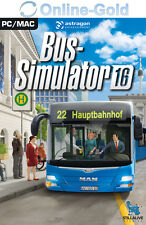 Bus Simulator 16 Key - STEAM Digital Download Code PC Bus Simulator 2016 [DE/EU]