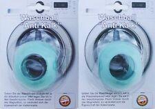 2x Waschball Anti Kalk Waschmaschine Wäsche Waschball Wäscheball