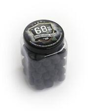100x Hard Rubber Steel Balls Paintballs Powerballs Munition 68 Cal. Hds T4E Ram